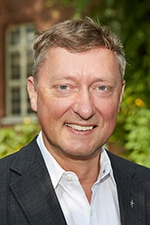 Pastor Sieghard Wilm