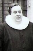 Pastor Karl-Hans Müller
