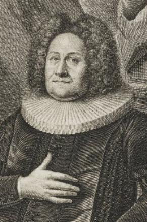 Pastor Franz Hinrich Schönemann